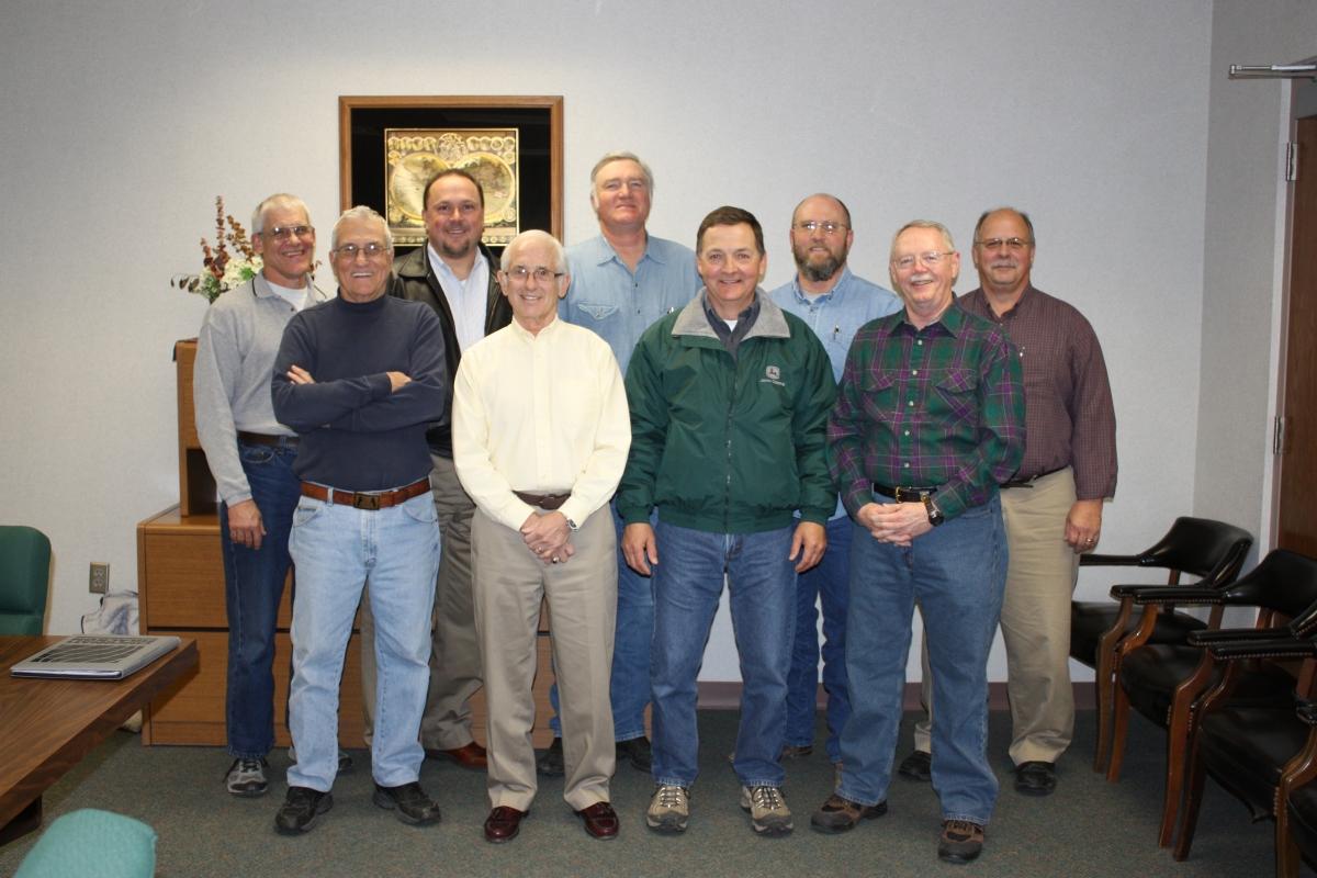 Board Members - 2013